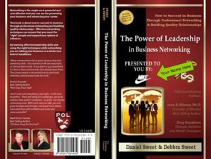 Power of Leadership Custom Cover